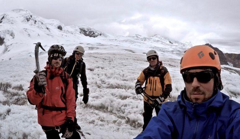Perú 2016 - Nevado Chompi