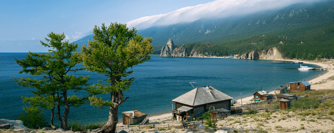 Transmongoliano - Lago Baikal