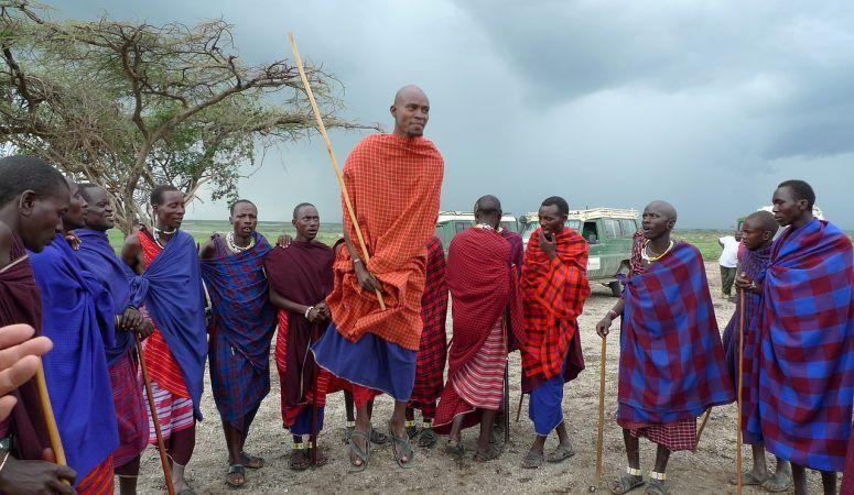 Afrika - Kenia - masais