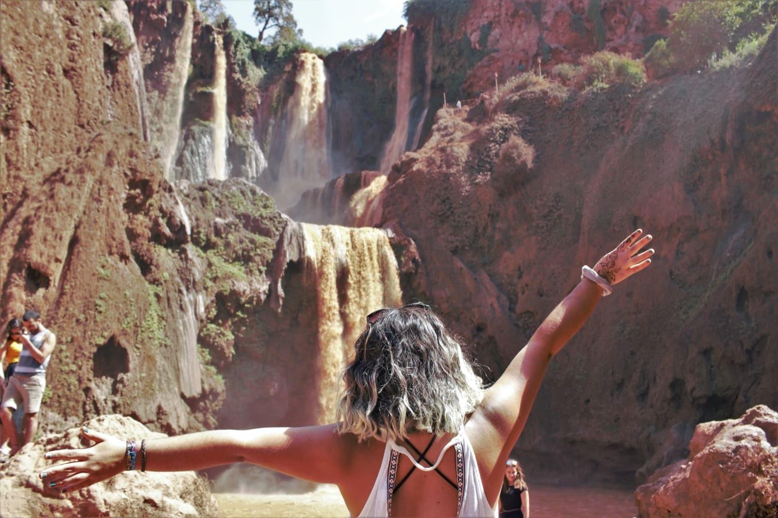 Ana y elsa - Marruecos (1)