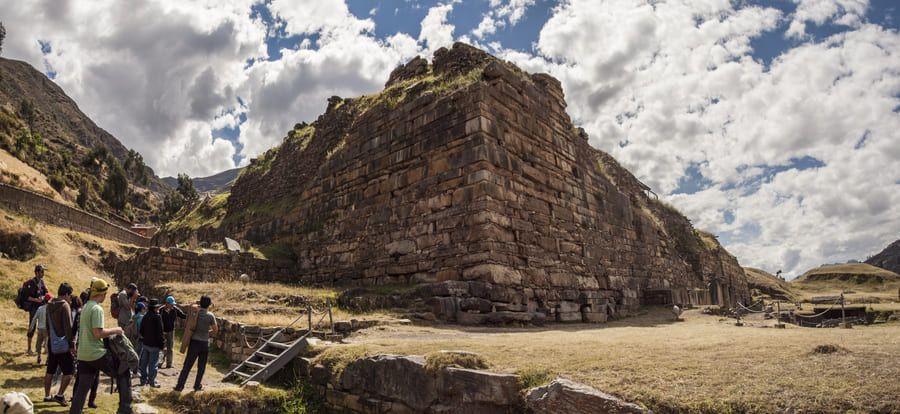 Chavin de huantar-Cusco-peru