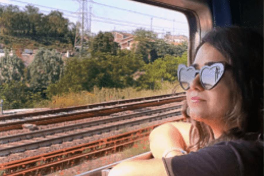 Elsa - En tren