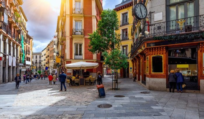 Grupo España-Madrid-
